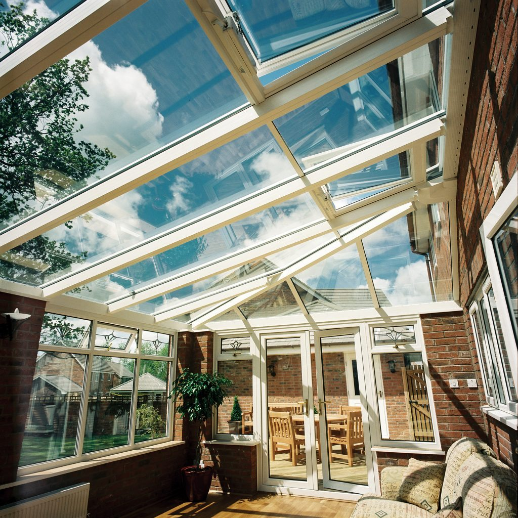 Get a lean to conservatory for Adding a conservatory