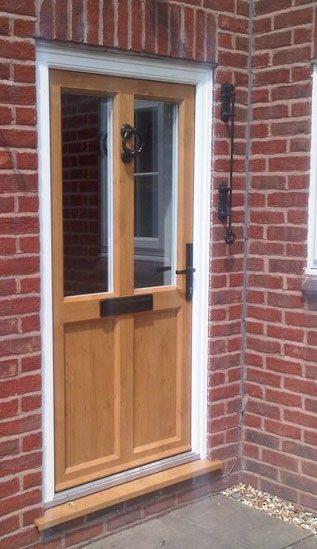 Wooden Front Doors Uk Frames Conservatories Direct