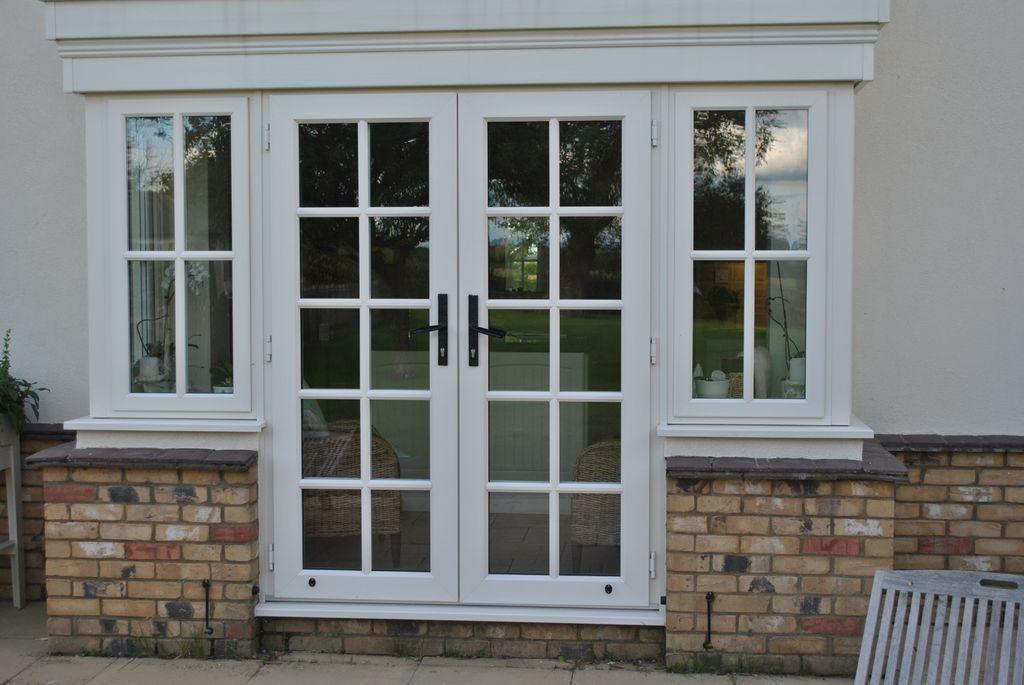 Installing Glass Doors in Bury St Edmunds