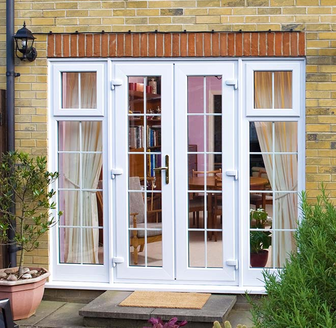 Upvc French Doors Bury St Edmunds From Fcdhomeimprovements