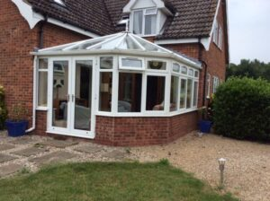 Conservatory Conversion before