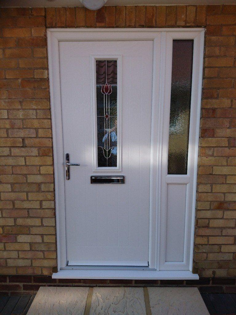 Composite Door Fitted in Bury St Edmunds