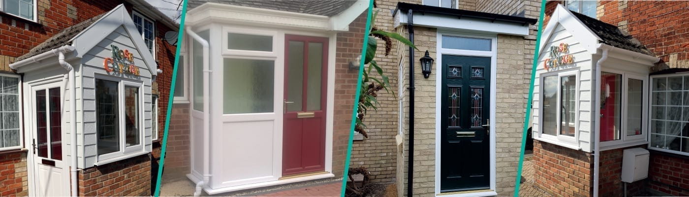 Porch Canopies | FCDHomeImprovements co uk